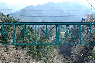 安谷川橋梁